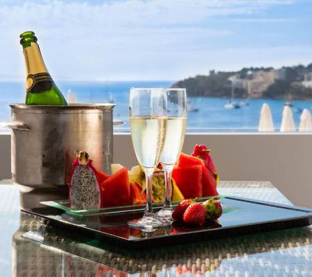 Romantic Package Mallorca Senses Palmanova 4**** Sup - Adults Only (+16) Hotel in Majorca