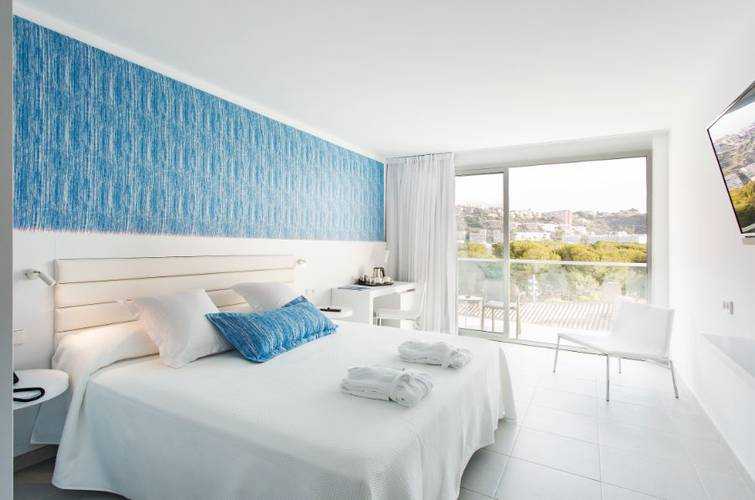 Premium side sea view (adults only +16) sky senses 4**** hotel - family friendly majorca