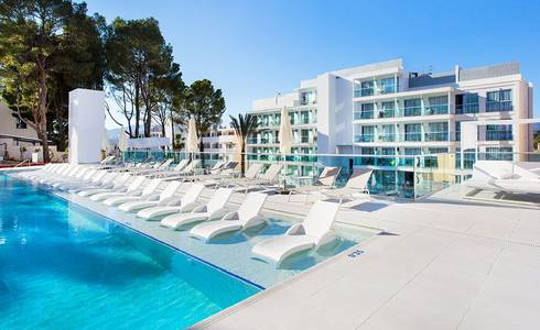 5 pools Mallorca Senses Santa Ponsa, 4 star Adults Only (+16) Hotel in Majorca