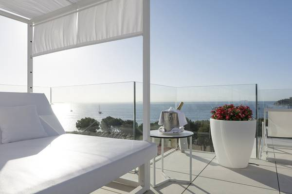 Sky bar mallorca senses palmanova 4**** sup - adults only (+16) hotel majorca