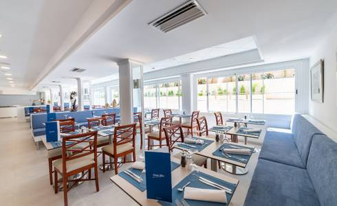 BUFFET RESTAURANT Sky Senses 4**** Hotel - Family Friendly in Majorca