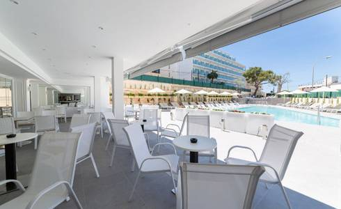 SWIMINGPOOL SNACK BAR Sky Senses 4**** Hotel - Family Friendly in Majorca