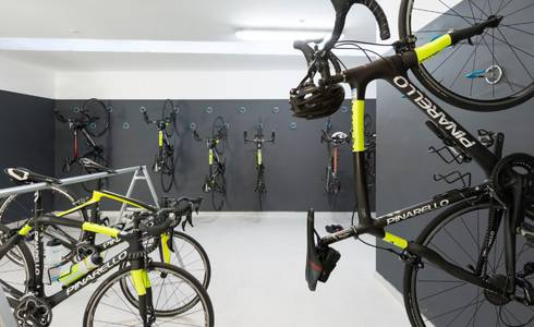 Bike Parking Mallorca Senses Santa Ponsa, 4 star Adults Only (+16) Hotel in Majorca