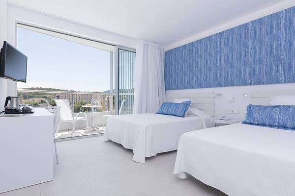 SIDE SEA VIEW Mallorca Senses Palmanova 4**** Sup - Adults Only (+16) Hotel in Majorca