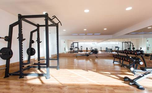 Gymnasium Mallorca Senses Santa Ponsa, 4 star Adults Only (+16) Hotel in Majorca